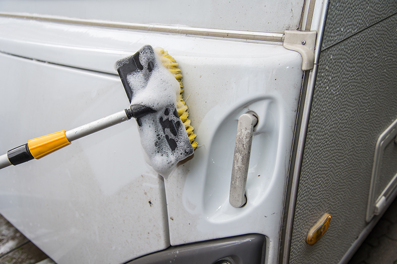 Caravan Cleaning Services in Burnley Lancashire